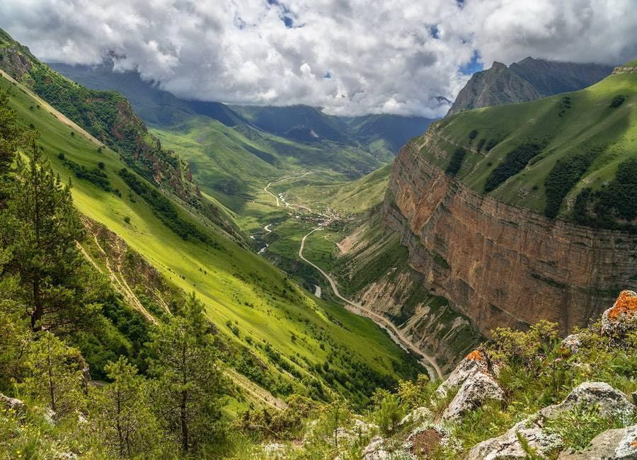 путешествие в приэльбрусье путешествие на кавказ с лией рейнин